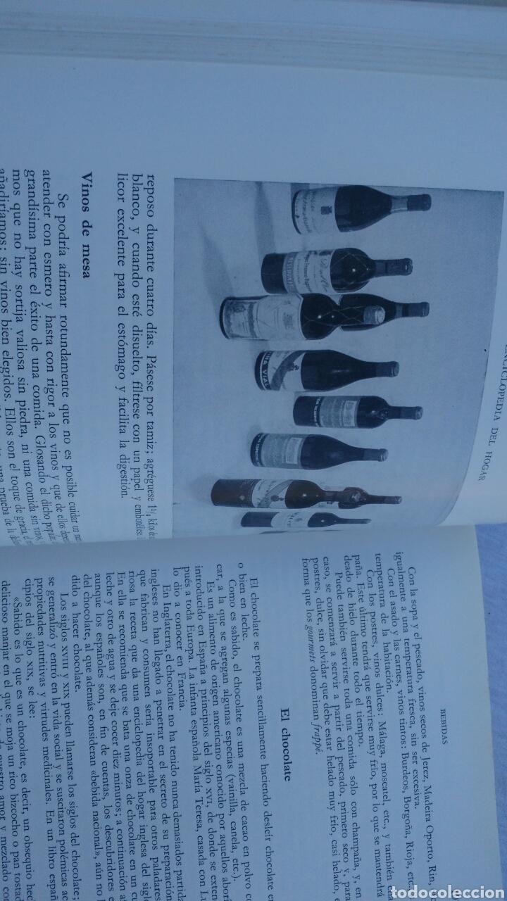 Enciclopedias: ENCICLOPEDIA DEL HOGAR.COMPLETA.EDICIONES GARRIGA - Foto 7 - 133553641