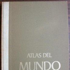 Enciclopedias: ATLAS DEL MUNDO ANIMAL. 1973. Lote 133567626