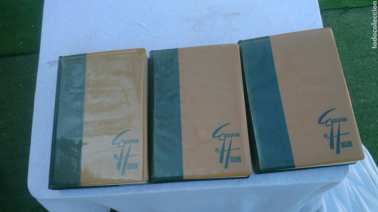 ENCICLOPEDIA DEL HOGAR.COMPLETA.EDICIONES GARRIGA (Libros Nuevos - Diccionarios y Enciclopedias - Enciclopedias)