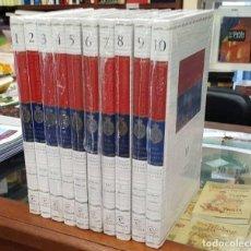 Enciclopedias: DICCIONARIO DE LA LENGUA ESPAÑOLA. ESPASA. 10 TOMOS. A-ENC-401-SF. Lote 133665694