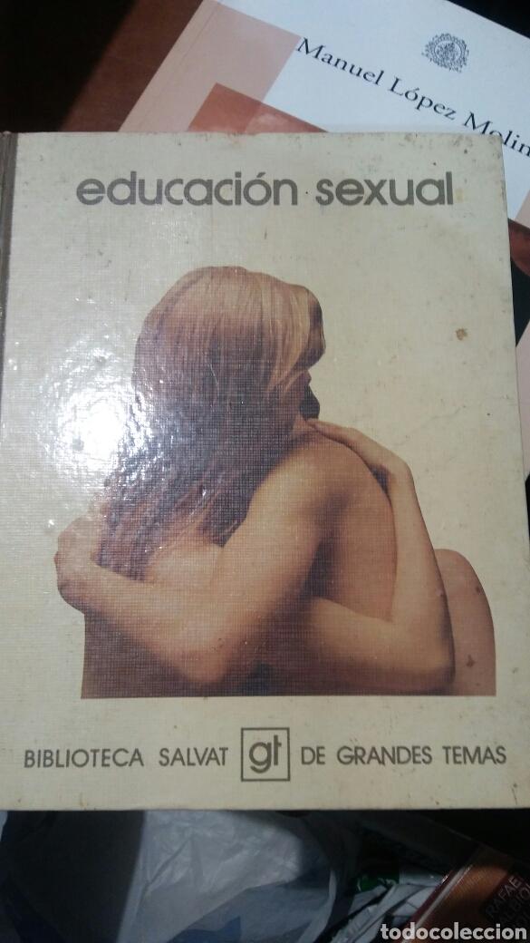 EDUCACIÓN SEXUAL. BIBLIOTECA SALVAT (Libros Nuevos - Diccionarios y Enciclopedias - Enciclopedias)