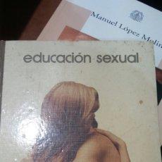 Enciclopedias: EDUCACIÓN SEXUAL. BIBLIOTECA SALVAT. Lote 134901129