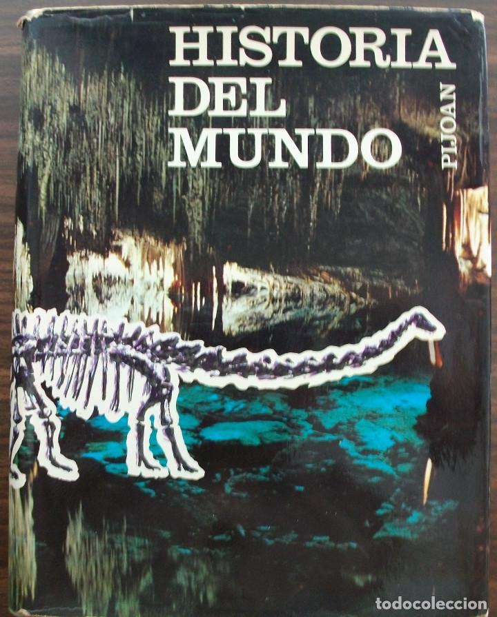 HISTORIA DEL MUNDO. PIJOAN. TOMO I (Libros Nuevos - Diccionarios y Enciclopedias - Enciclopedias)