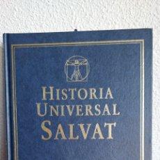 Enciclopedias: HISTORIA UNIVERSAL SALVAT TOMO 1. LA PREHISTORIA. Lote 135735190
