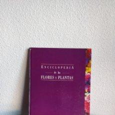 Enciclopedias: ENCICLOPEDIA DE LAS FLORES Y PLANTAS. 2 TOMOS. DIARIO LA OPINIÓN. CAM. Lote 135735533