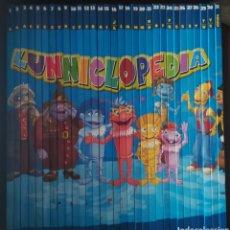 Enciclopedias: ENCICLOPEDIA LUNNIS-ABECEDARIO COMPLETO-31 TOMOS. Lote 136028992