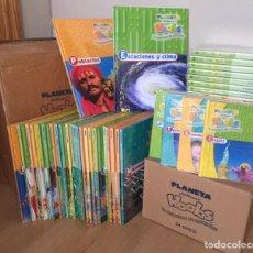Enciclopedias: ENCICLOPEDIA INFANTIL. PLANETA HOOBS. Lote 138073925
