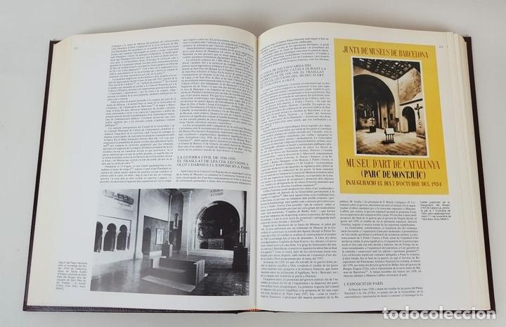 Enciclopedias: CATALUNYA ROMÀNICA. OBRA COMPLETA. 28 TOMOS. ENCICLOPEDIA CATALANA. ESPAÑA. 1984/1999. - Foto 10 - 139536618
