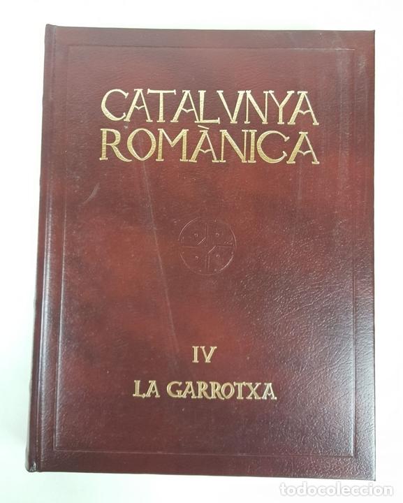 Enciclopedias: CATALUNYA ROMÀNICA. OBRA COMPLETA. 28 TOMOS. ENCICLOPEDIA CATALANA. ESPAÑA. 1984/1999. - Foto 15 - 139536618