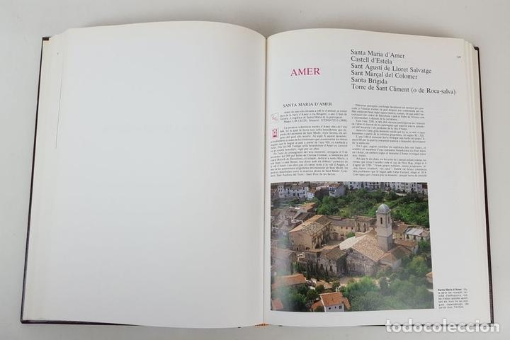 Enciclopedias: CATALUNYA ROMÀNICA. OBRA COMPLETA. 28 TOMOS. ENCICLOPEDIA CATALANA. ESPAÑA. 1984/1999. - Foto 20 - 139536618