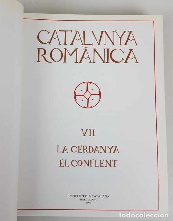 Enciclopedias: CATALUNYA ROMÀNICA. OBRA COMPLETA. 28 TOMOS. ENCICLOPEDIA CATALANA. ESPAÑA. 1984/1999. - Foto 22 - 139536618