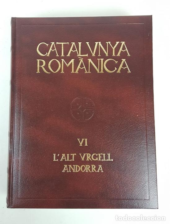 Enciclopedias: CATALUNYA ROMÀNICA. OBRA COMPLETA. 28 TOMOS. ENCICLOPEDIA CATALANA. ESPAÑA. 1984/1999. - Foto 23 - 139536618