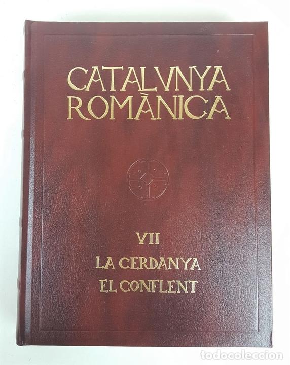 Enciclopedias: CATALUNYA ROMÀNICA. OBRA COMPLETA. 28 TOMOS. ENCICLOPEDIA CATALANA. ESPAÑA. 1984/1999. - Foto 24 - 139536618