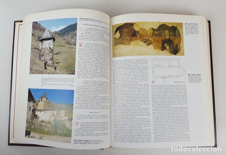 Enciclopedias: CATALUNYA ROMÀNICA. OBRA COMPLETA. 28 TOMOS. ENCICLOPEDIA CATALANA. ESPAÑA. 1984/1999. - Foto 26 - 139536618