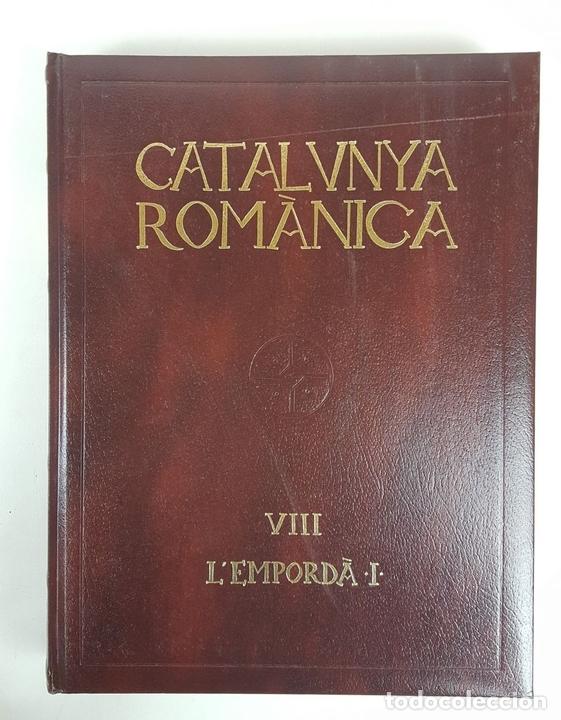 Enciclopedias: CATALUNYA ROMÀNICA. OBRA COMPLETA. 28 TOMOS. ENCICLOPEDIA CATALANA. ESPAÑA. 1984/1999. - Foto 27 - 139536618