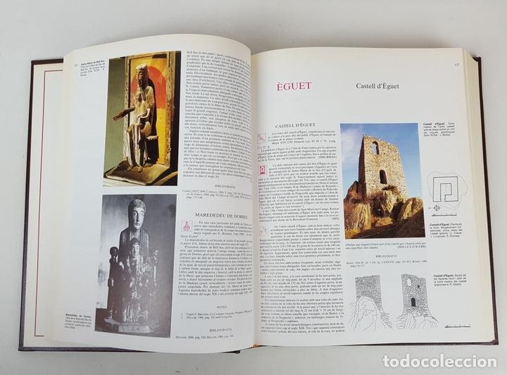 Enciclopedias: CATALUNYA ROMÀNICA. OBRA COMPLETA. 28 TOMOS. ENCICLOPEDIA CATALANA. ESPAÑA. 1984/1999. - Foto 29 - 139536618