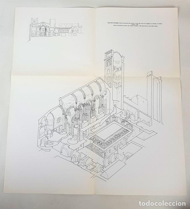 Enciclopedias: CATALUNYA ROMÀNICA. OBRA COMPLETA. 28 TOMOS. ENCICLOPEDIA CATALANA. ESPAÑA. 1984/1999. - Foto 32 - 139536618