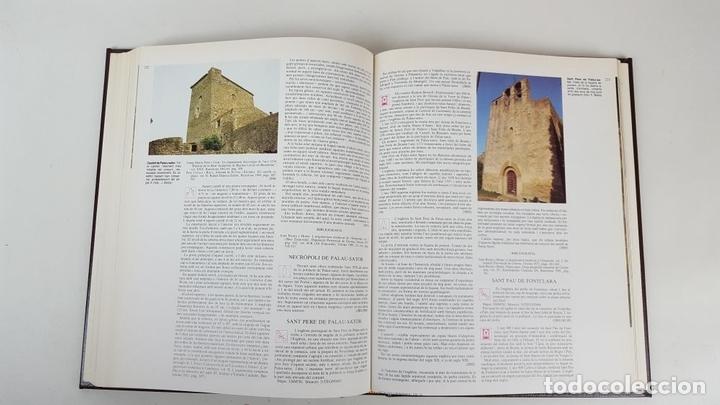 Enciclopedias: CATALUNYA ROMÀNICA. OBRA COMPLETA. 28 TOMOS. ENCICLOPEDIA CATALANA. ESPAÑA. 1984/1999. - Foto 35 - 139536618