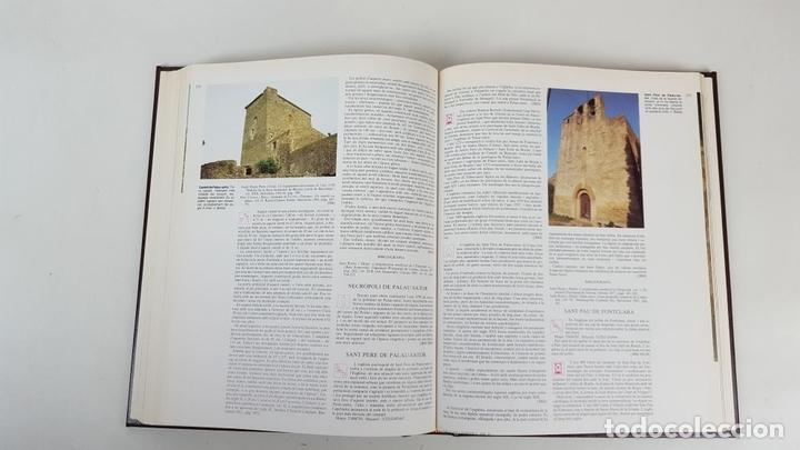 Enciclopedias: CATALUNYA ROMÀNICA. OBRA COMPLETA. 28 TOMOS. ENCICLOPEDIA CATALANA. ESPAÑA. 1984/1999. - Foto 36 - 139536618