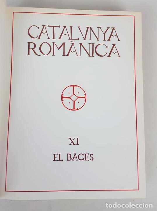 Enciclopedias: CATALUNYA ROMÀNICA. OBRA COMPLETA. 28 TOMOS. ENCICLOPEDIA CATALANA. ESPAÑA. 1984/1999. - Foto 37 - 139536618