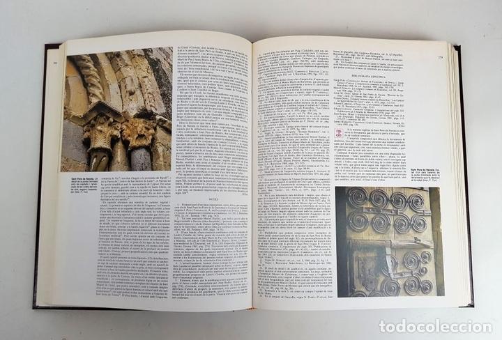 Enciclopedias: CATALUNYA ROMÀNICA. OBRA COMPLETA. 28 TOMOS. ENCICLOPEDIA CATALANA. ESPAÑA. 1984/1999. - Foto 38 - 139536618