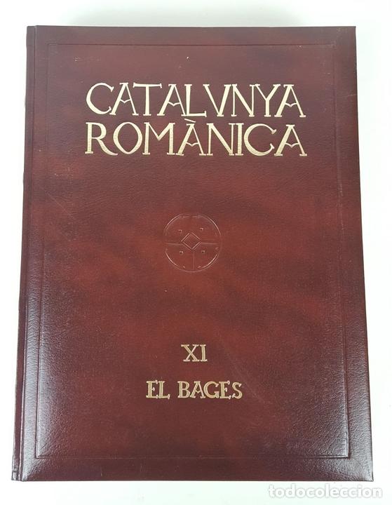 Enciclopedias: CATALUNYA ROMÀNICA. OBRA COMPLETA. 28 TOMOS. ENCICLOPEDIA CATALANA. ESPAÑA. 1984/1999. - Foto 39 - 139536618
