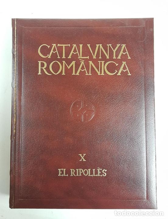 Enciclopedias: CATALUNYA ROMÀNICA. OBRA COMPLETA. 28 TOMOS. ENCICLOPEDIA CATALANA. ESPAÑA. 1984/1999. - Foto 40 - 139536618