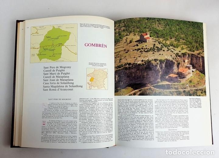 Enciclopedias: CATALUNYA ROMÀNICA. OBRA COMPLETA. 28 TOMOS. ENCICLOPEDIA CATALANA. ESPAÑA. 1984/1999. - Foto 41 - 139536618