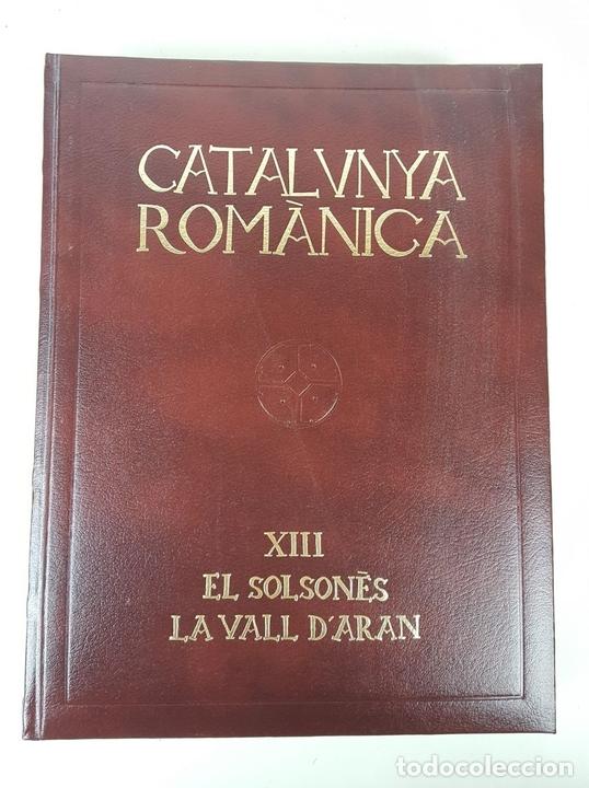 Enciclopedias: CATALUNYA ROMÀNICA. OBRA COMPLETA. 28 TOMOS. ENCICLOPEDIA CATALANA. ESPAÑA. 1984/1999. - Foto 43 - 139536618