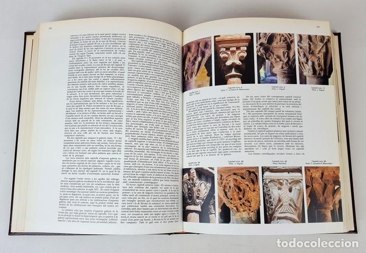 Enciclopedias: CATALUNYA ROMÀNICA. OBRA COMPLETA. 28 TOMOS. ENCICLOPEDIA CATALANA. ESPAÑA. 1984/1999. - Foto 45 - 139536618