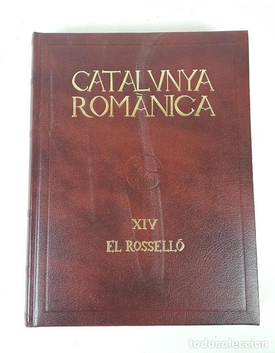 Enciclopedias: CATALUNYA ROMÀNICA. OBRA COMPLETA. 28 TOMOS. ENCICLOPEDIA CATALANA. ESPAÑA. 1984/1999. - Foto 48 - 139536618