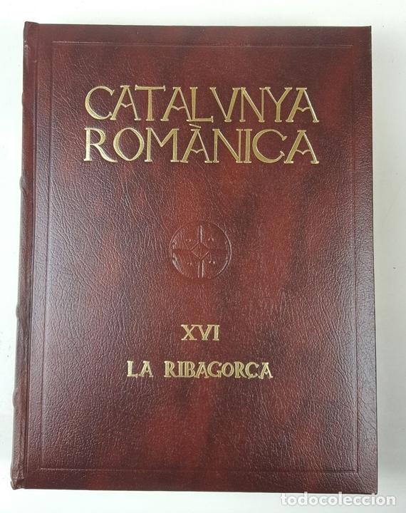 Enciclopedias: CATALUNYA ROMÀNICA. OBRA COMPLETA. 28 TOMOS. ENCICLOPEDIA CATALANA. ESPAÑA. 1984/1999. - Foto 50 - 139536618