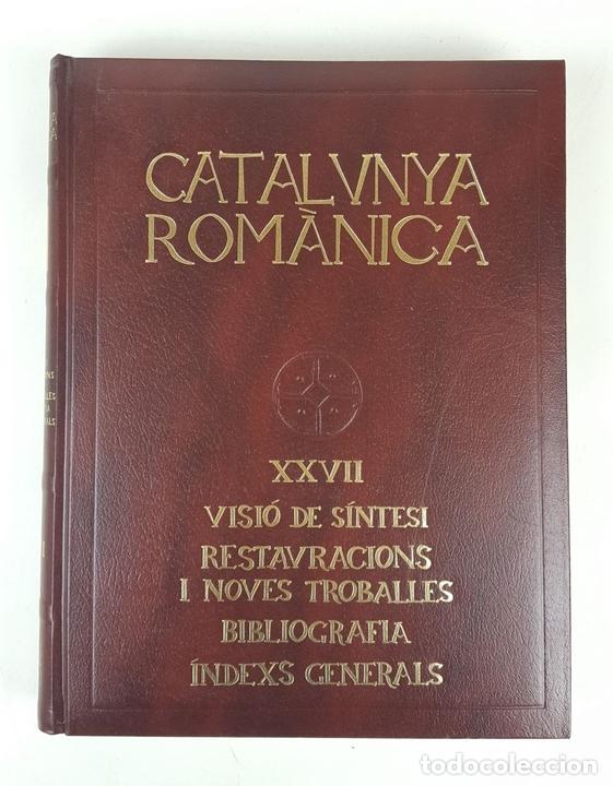 Enciclopedias: CATALUNYA ROMÀNICA. OBRA COMPLETA. 28 TOMOS. ENCICLOPEDIA CATALANA. ESPAÑA. 1984/1999. - Foto 52 - 139536618