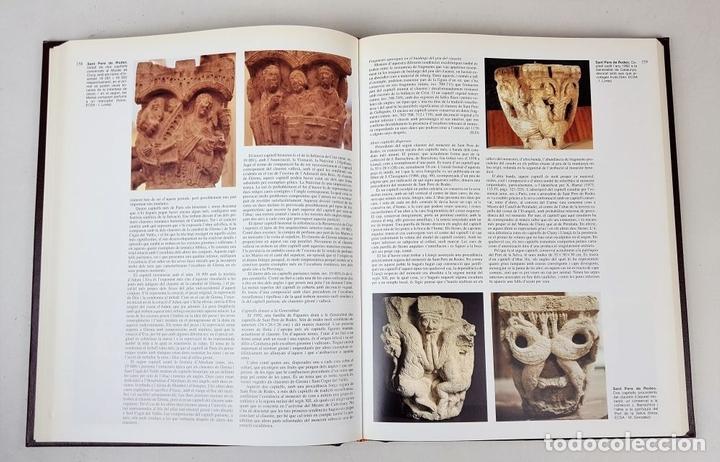 Enciclopedias: CATALUNYA ROMÀNICA. OBRA COMPLETA. 28 TOMOS. ENCICLOPEDIA CATALANA. ESPAÑA. 1984/1999. - Foto 53 - 139536618