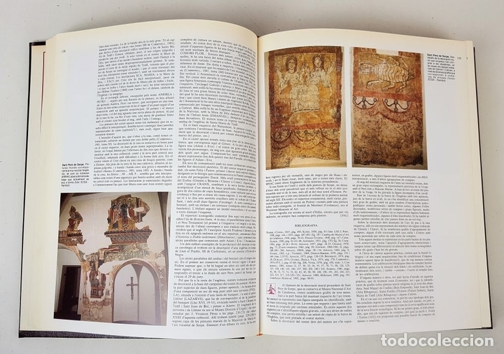 Enciclopedias: CATALUNYA ROMÀNICA. OBRA COMPLETA. 28 TOMOS. ENCICLOPEDIA CATALANA. ESPAÑA. 1984/1999. - Foto 55 - 139536618