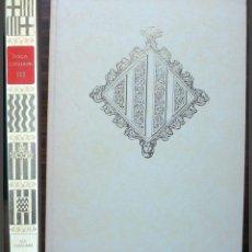 Enciclopedias: DOLÇA CATALUNYA. GRAN ENCICLOPEDIA TEMATICA CATALANA. VOLUM III. Lote 141835230