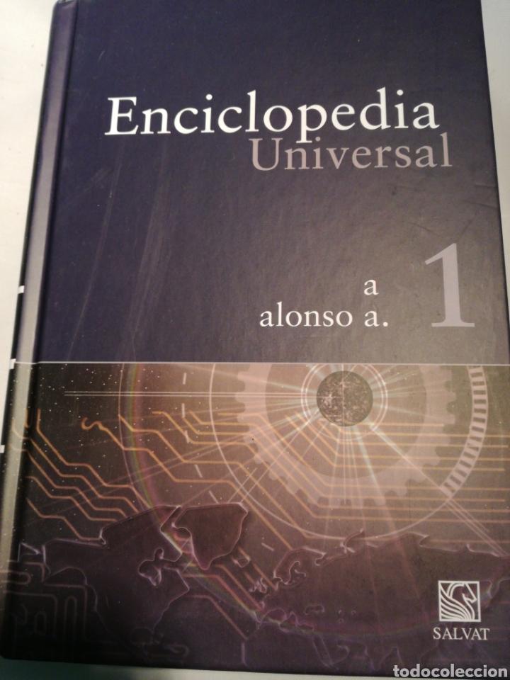 ENCICLOPEDIA UNIVERSAL TOMO 1. EDITORIAL-SALVAT (Libros Nuevos - Diccionarios y Enciclopedias - Enciclopedias)