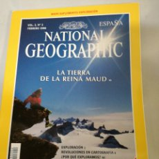 Enciclopedias: NATIONAL GEOGRAPHIC VOL. 2 Nº2. Lote 142817888