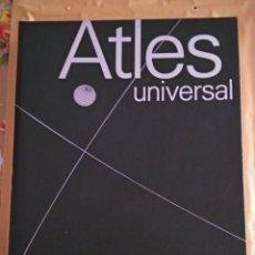 Enciclopedias: ATLES UNIVERSAL. ENCICLOPEDIA CATALANA. Lote 146714808