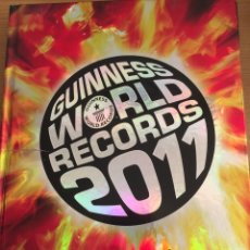 Enciclopedias: GUINNESS WORLD RECORDS 2011. Lote 146820461