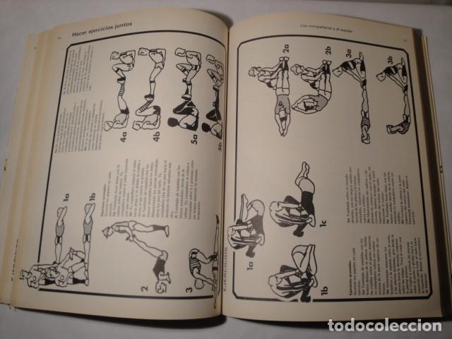 Enciclopedias: Enciclopedia completa de Ejercicios. Diagram Group. Año 1982. Estado muy bueno. - Foto 4 - 147779118