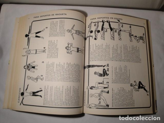 Enciclopedias: Enciclopedia completa de Ejercicios. Diagram Group. Año 1982. Estado muy bueno. - Foto 5 - 147779118