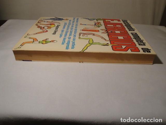 Enciclopedias: Enciclopedia completa de Ejercicios. Diagram Group. Año 1982. Estado muy bueno. - Foto 9 - 147779118