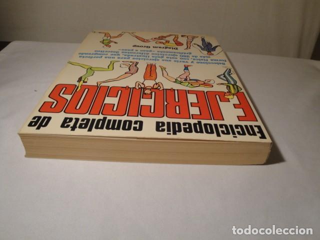 Enciclopedias: Enciclopedia completa de Ejercicios. Diagram Group. Año 1982. Estado muy bueno. - Foto 10 - 147779118