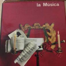 Enciclopedias: LA MÚSICA EDITORIAL PLANETA. Lote 147961282