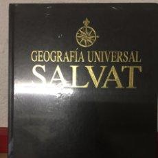 Enciclopedias: GEOGRAFÍA UNIVERSAL SALVAT 15+2. Lote 147983412