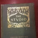 Enciclopedias: BJS.THE STUDIO AN ILLUSTRATED MAGAZINE OF FINE AND APPLIED ART.VOLUME 46... Lote 150970866