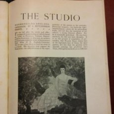 Enciclopedias: BJS.THE STUDIO AN ILLUSTRATED MAGAZINE OF FINE AND APPLIED ART.VOLUME 91.BRUMART TU LIBRERIA.. Lote 151052638