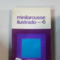 Enciclopedias: MINILAROUSSE ILUSTRADO -6. Lote 151188894