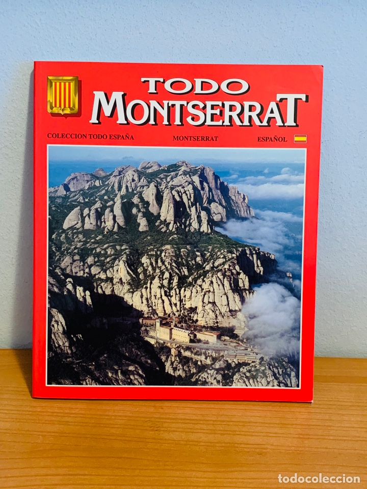 LIBRO - TODO MONTSERRAT (Libros Nuevos - Diccionarios y Enciclopedias - Enciclopedias)